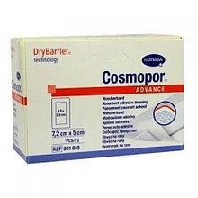 Самоклеящаяся повязки с технологией DryBarrier COSMOPOR Advance 7,2 х 5 см