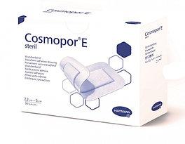 Самоклеящиеся послеоперационная повязка COSMOPOR E steril 7,2 х 5 см