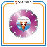 Отрезной алмазный круг сегментный по свежему бетону-400, серия Premium