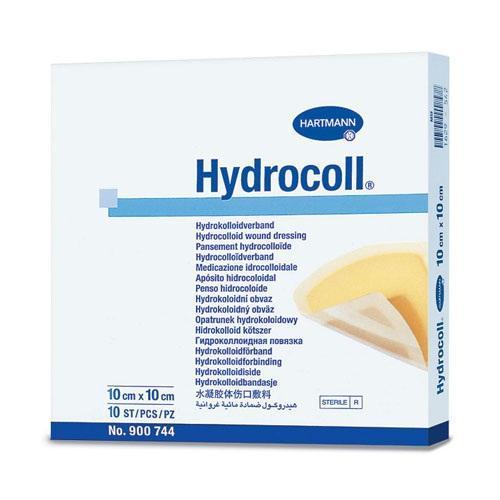 Гидроколлоидные повязки HYDROCOLL 10 х 10 см