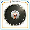Отрезной алмазный круг сегментный по железобетону-400, серия Premium