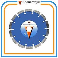 Отрезной алмазный круг сегментный по EV бетону-350, серия Premium