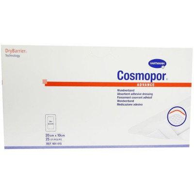 Самоклеящаяся повязки с технологией DryBarrier COSMOPOR Advance 20 х 10 см, фото 2