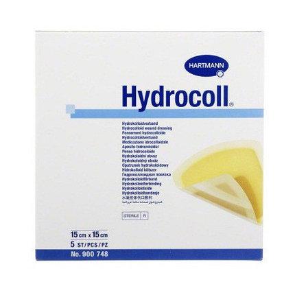 Гидроколлоидные повязки HYDROCOLL 15 х 15 см, фото 2