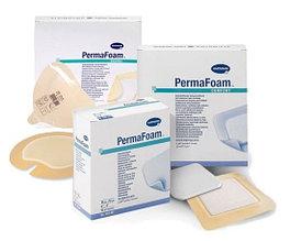 Самоклеящиеся губчатые повязки PERMAFOAM comfort 15 х 15 см