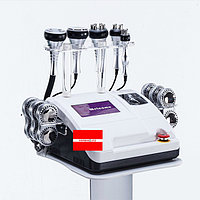 Аппарат 6 в 1 кавитация RF вакуум миостимуляция