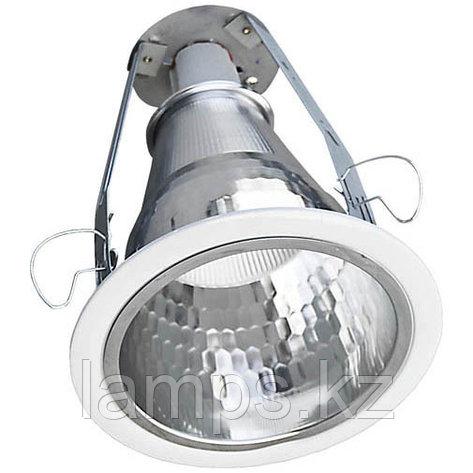 Спот встраиваемый B-5012 WH+рефлектор , фото 2