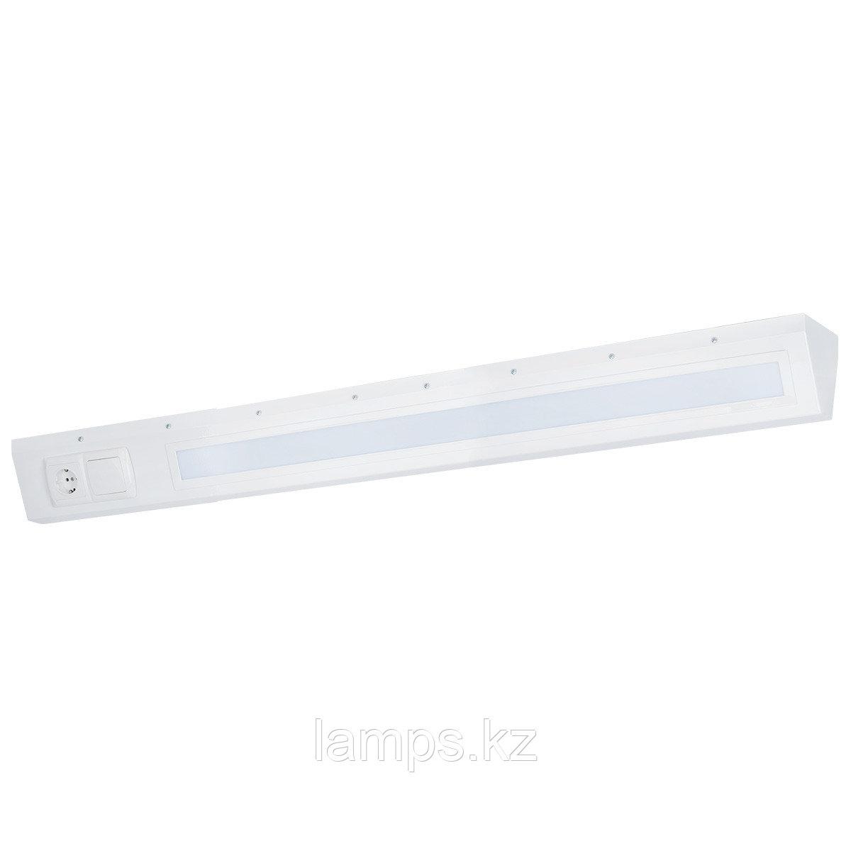 Светильник прикроватный для больничных палат MGL