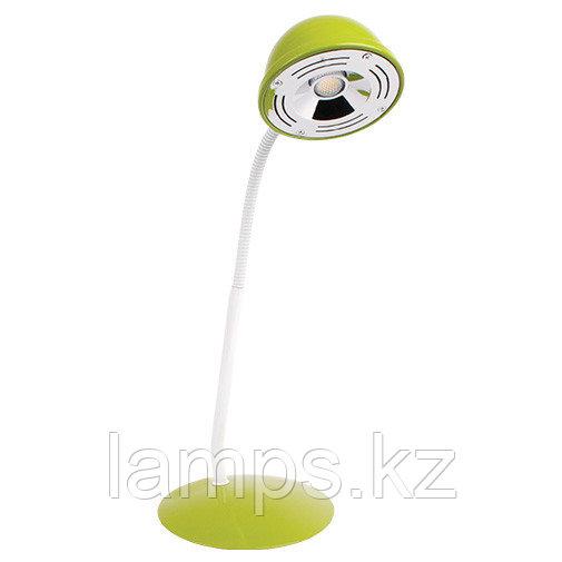 Настольная лампа LED HD1336A 5W Green