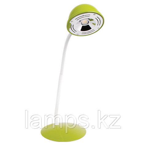 Настольная лампа LED HD1336A 5W Green , фото 2