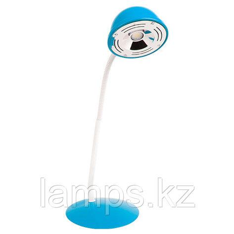 Настольная лампа LED HD1336A 5W Blue , фото 2