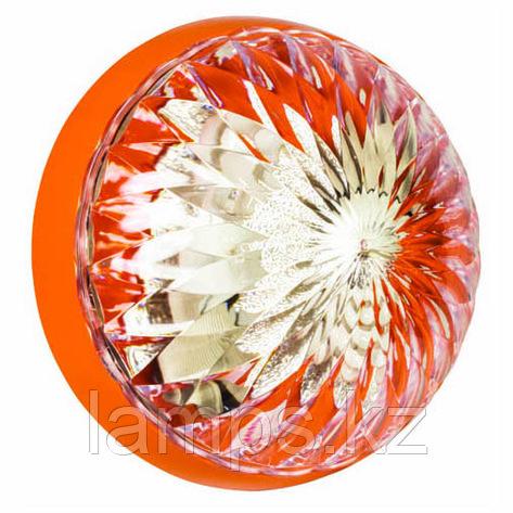 Настенно-потолочный светильник KAMELYA STANDART Оранж 265мм, фото 2