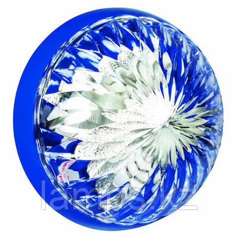 Настенно-потолочный светильник KAMELYA STANDART Синий 265мм, фото 2