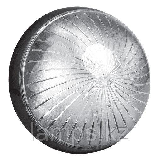 Настенно-потолочный светильник AKASYA MINI Черный 230мм