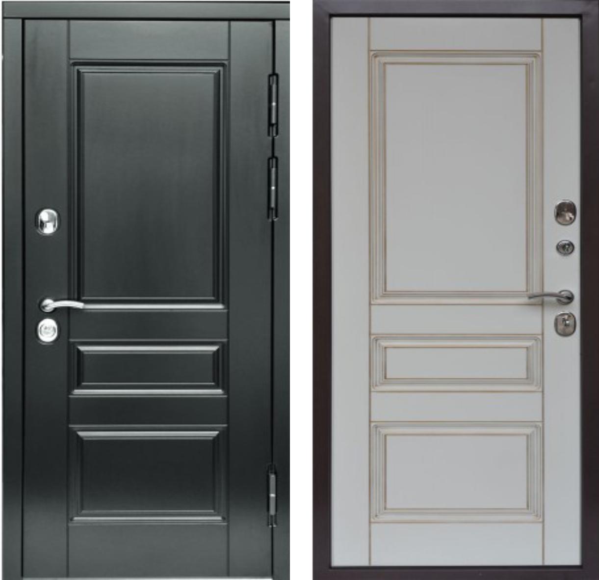 Металлическая дверь SV