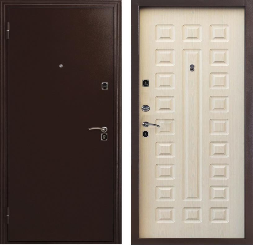 Металлическая дверь ДС131