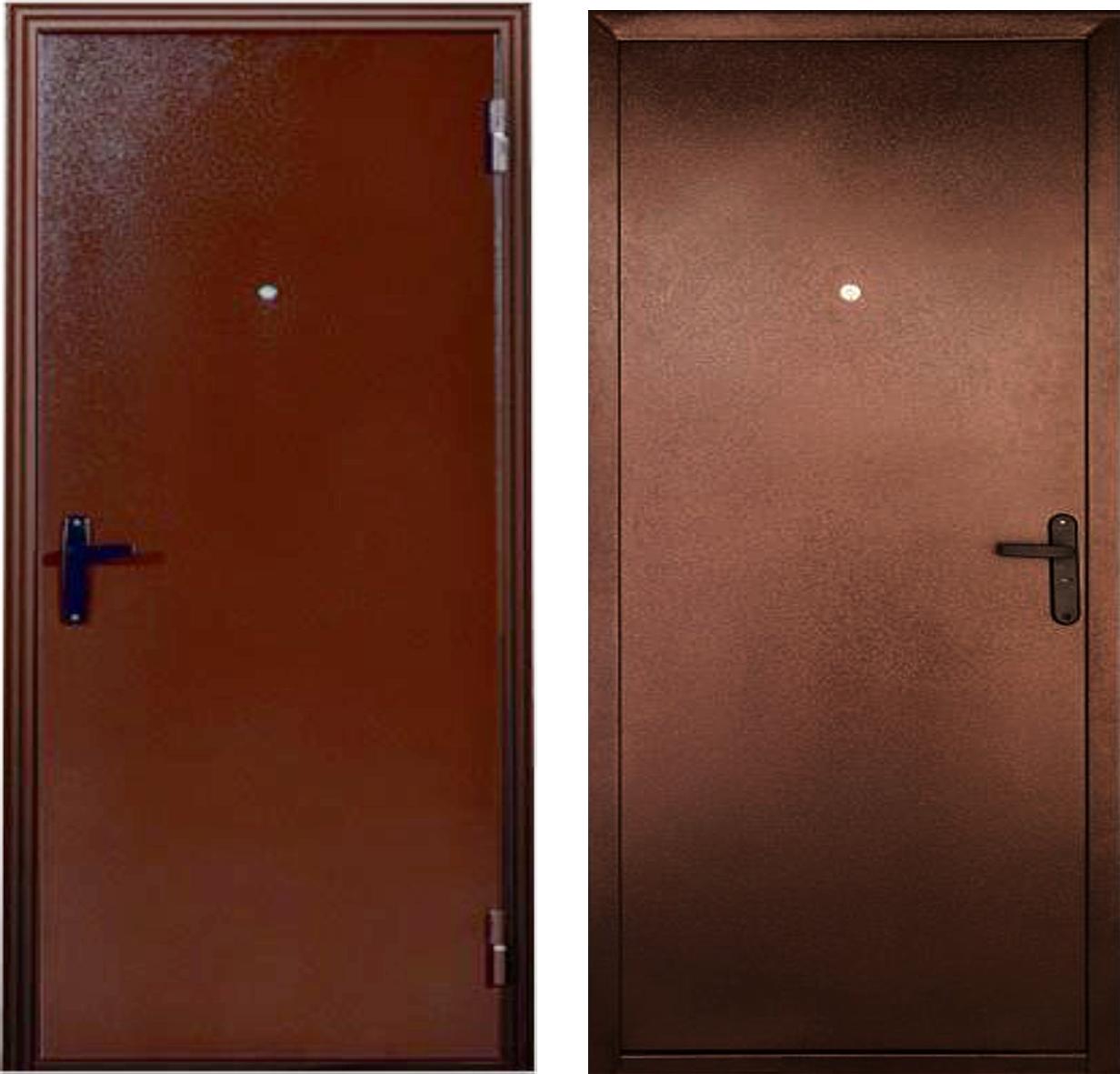 Входная металлическая дверь ДС164