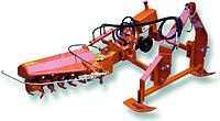 Роторный выдвижной культиватор FS с горизонтальными ножами (Rinieri)