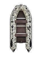 Моторно грбная лодка Ривьера Компакт 3400 СК камуфляж пиксель, фото 1