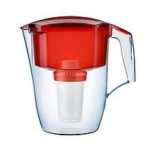 Фильтр-кувшин для очистки воды Аквафор Кантри красный 3,9 л