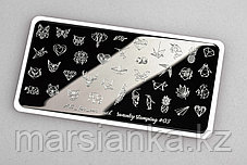 Пластина Arti for you with Swanky Stamping #03