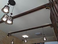 Балки потолочные под дерево 50*80*50мм