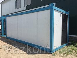 Жилой Контейнер в Алматы, продажа от Kazkont