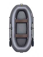 Лодка гребная Таймень V 290 графит, фото 1