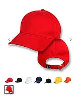 Бейсболки - кепки разных цветов, фото 1