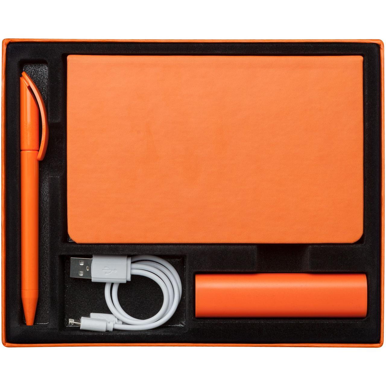 Набор Plus, оранжевый