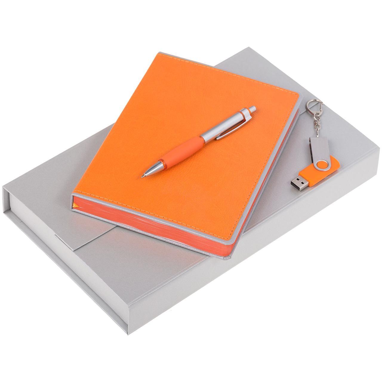 Набор Freenote, оранжевый