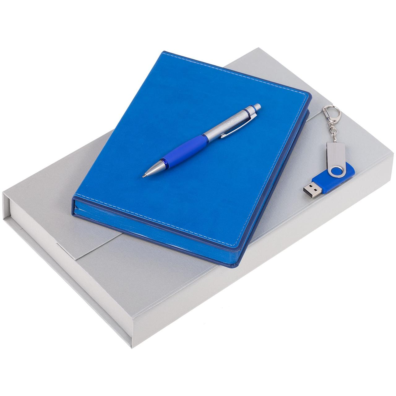 Набор Freenote, синий