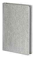 Блокнот Ingot Mini, серебристый, фото 1