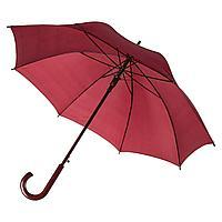 Зонт-трость Unit Standard, бордовый, фото 1