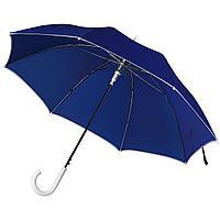 Зонт-трость Unit Color, синий, фото 1