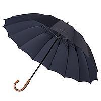 Зонт-трость Big Boss, темно-синий, фото 1