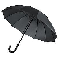 Зонт-трость Lui, черный с красным, фото 1