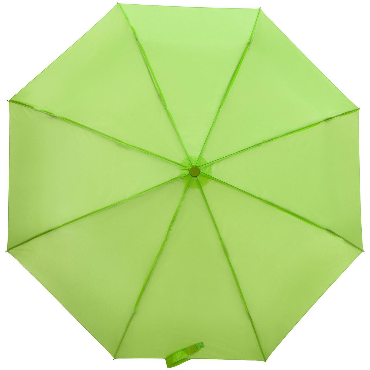 Зонт складной Unit Basic, светло-зеленый