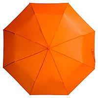 Зонт складной Unit Basic, оранжевый, фото 1