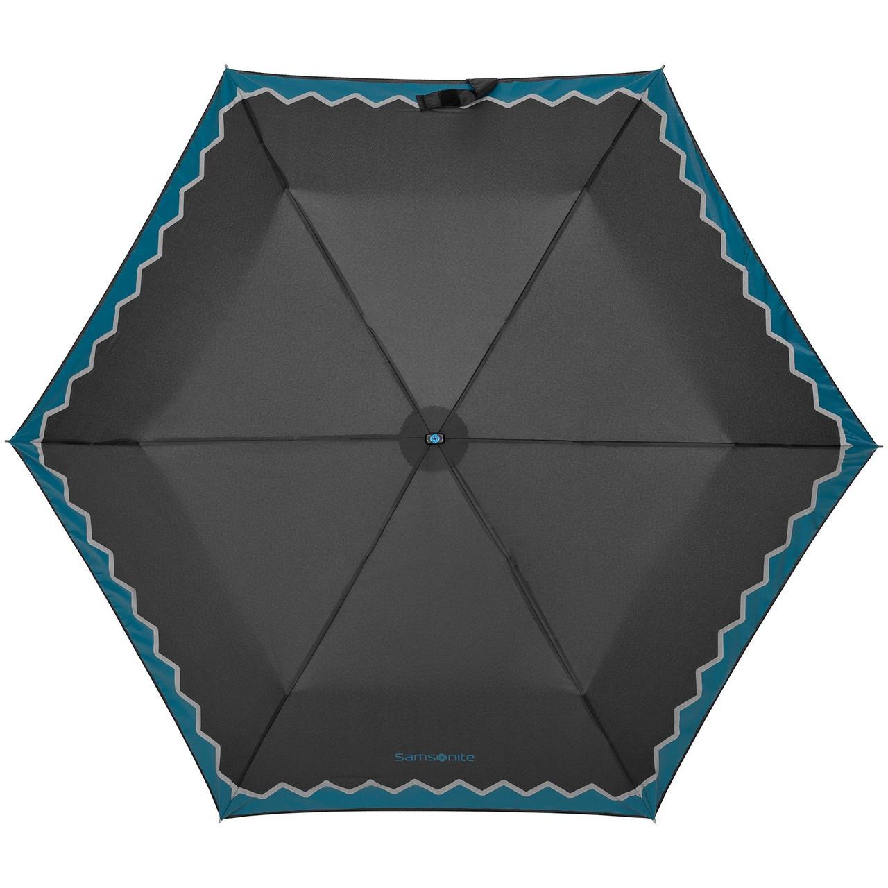 Зонт складной C Collection, черный