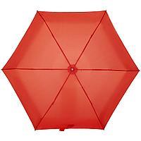 Зонт складной Minipli Colori S, оранжевый (кирпичный), фото 1
