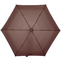 Зонт складной Minipli Colori S, коричневый, фото 1