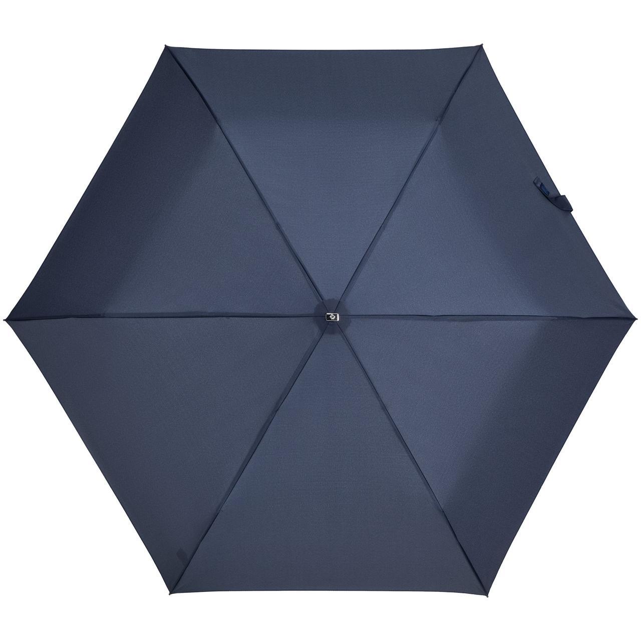 Зонт складной Rain Pro Mini Flat, синий