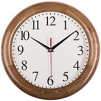 Часы настенные Treecky, орех, фото 1
