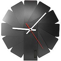 Часы настенные Transformer Clock. Black & Black, фото 1