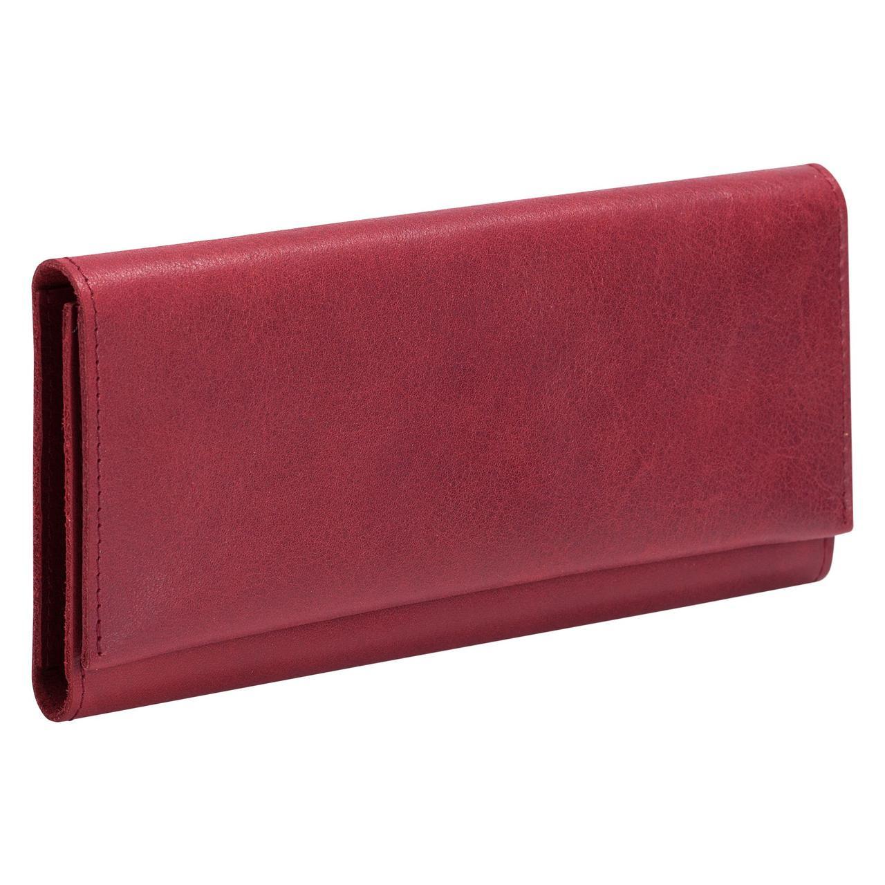 Кошелек Letizia, бордовый