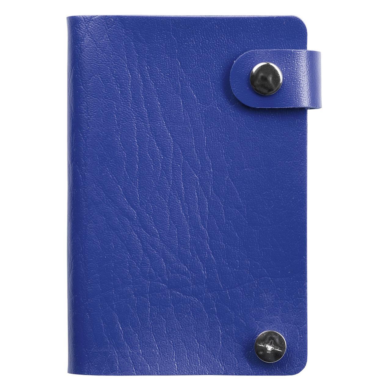 Футляр для пластиковых карт Young, синий