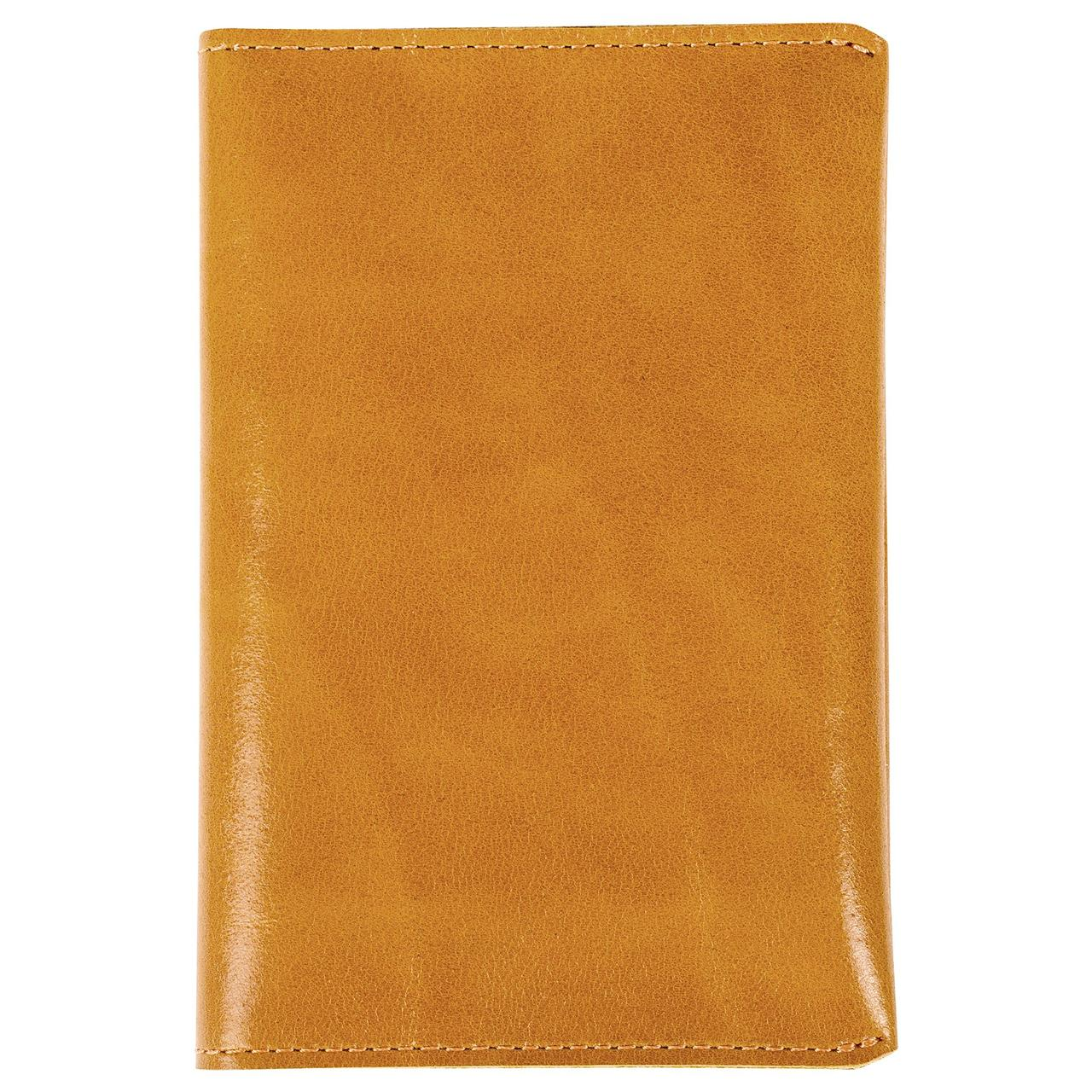 Обложка для паспорта Apache, горчичная