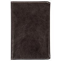 Обложка для паспорта Apache, темно-серая, фото 1