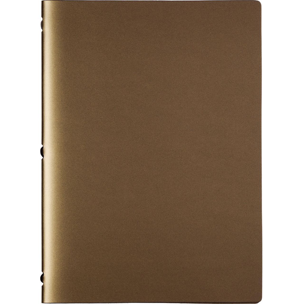 Папка-меню Satiness, коричневая